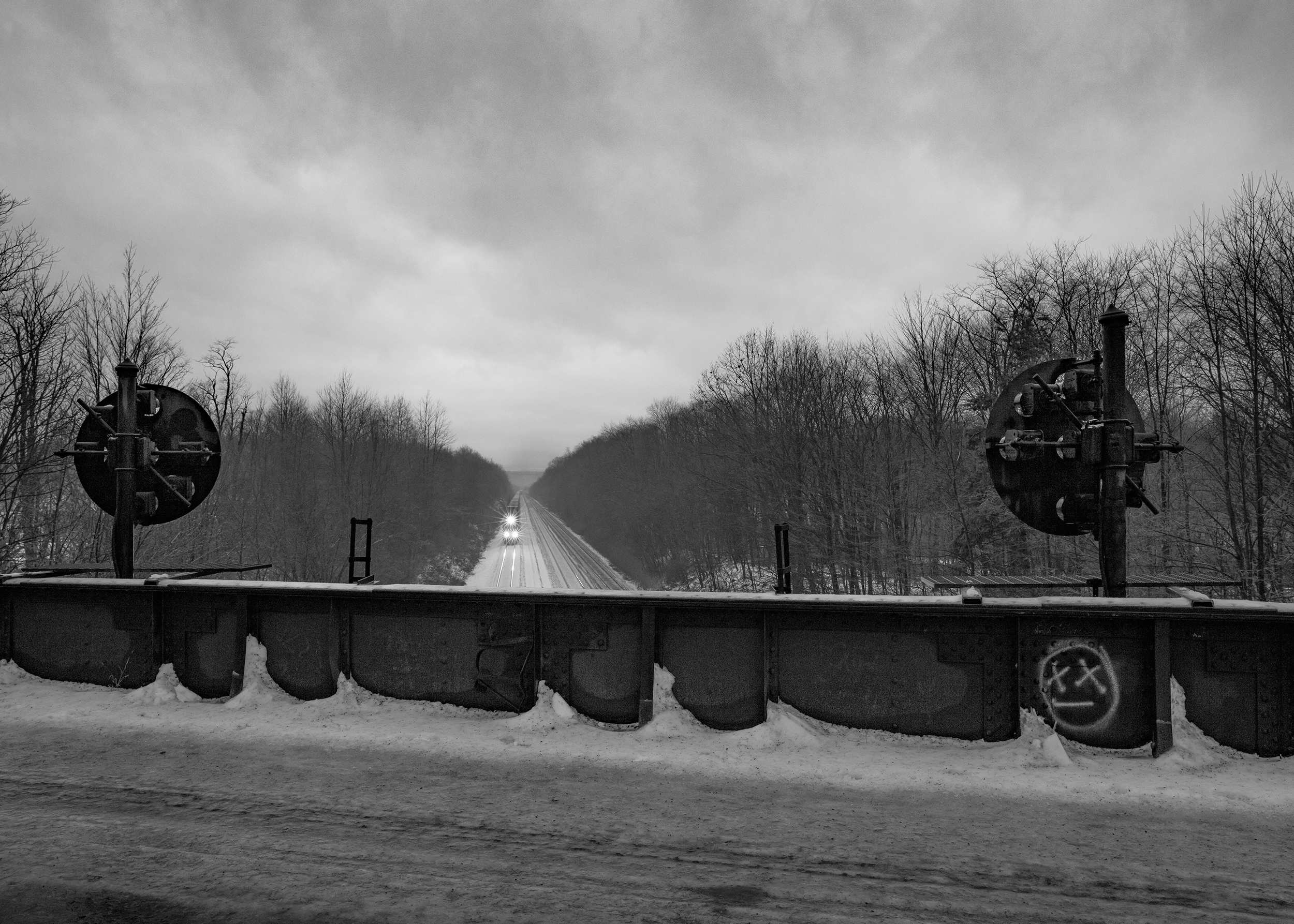 On the West Slope of the Allegheny Summit, Portage, Pennsylvania