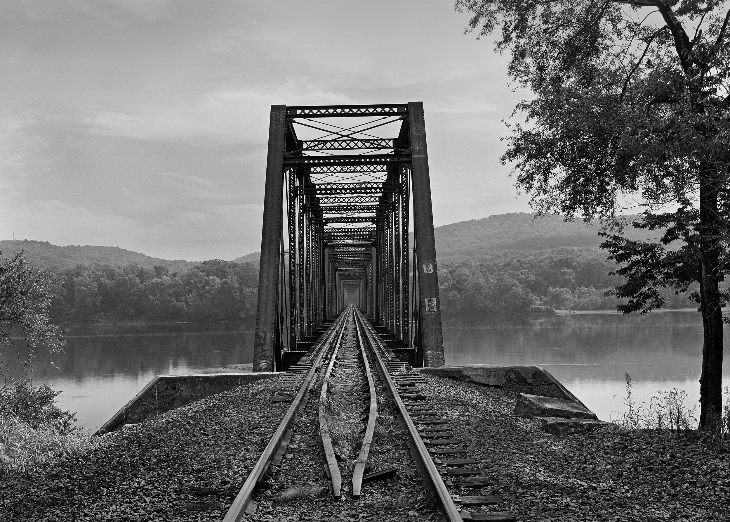 Pratt Truss Bridge, Susquehanna River, Selinsgrove, PA