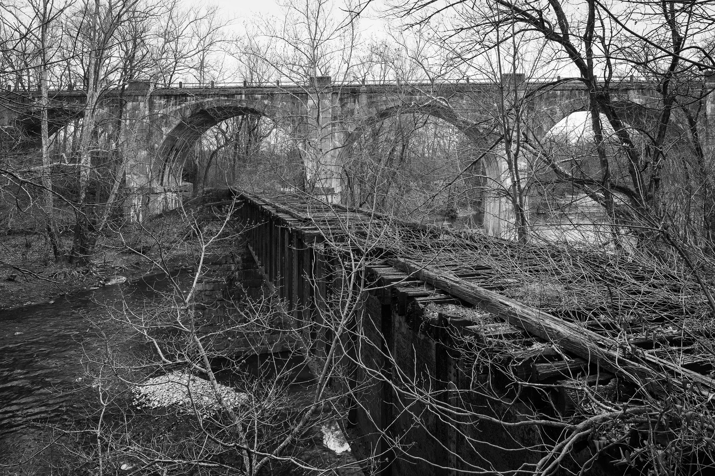 Octoraro Creek, Near Conowingo, Maryland