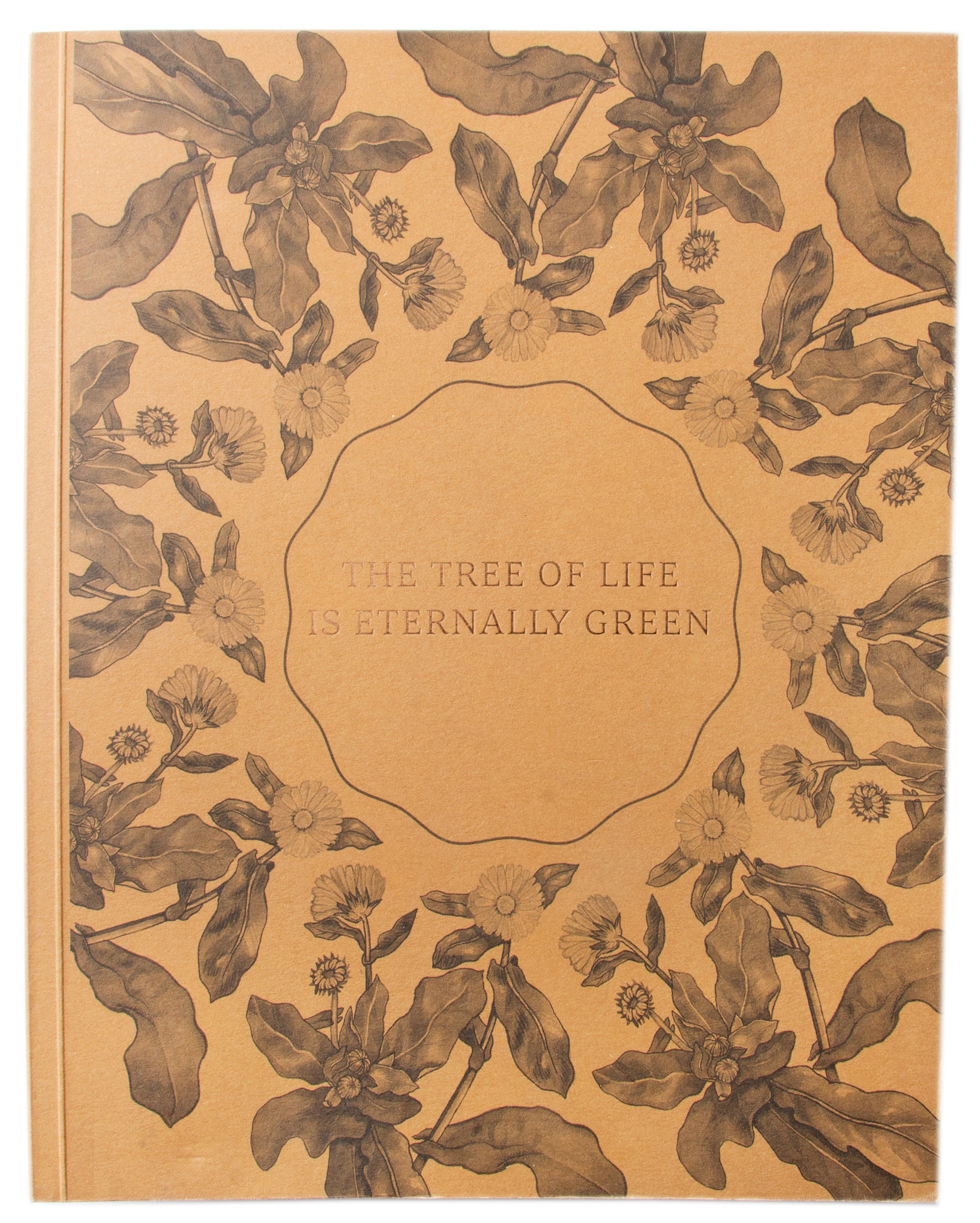 THE TREE OF LIFE IS ETERNALLY GREEN