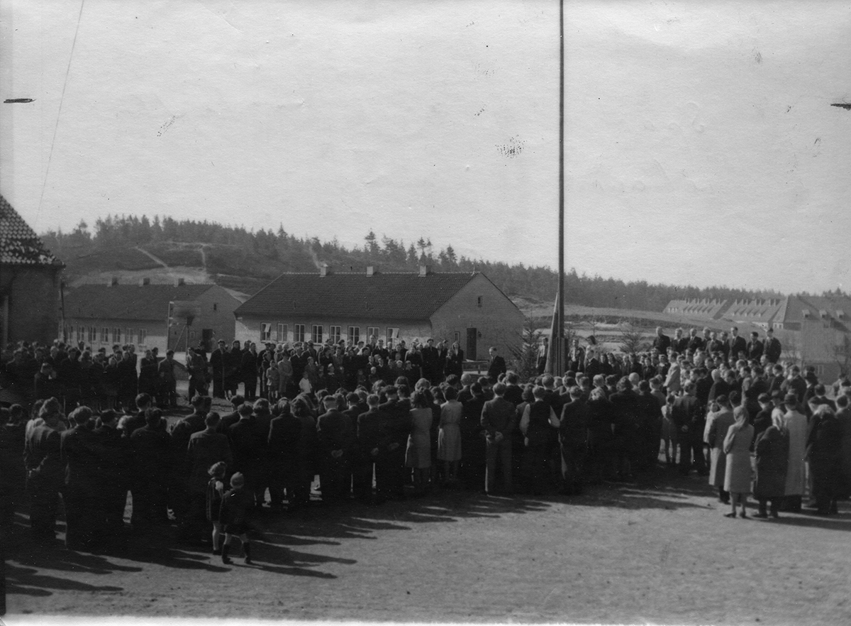 Spakenberg DP camp 1946