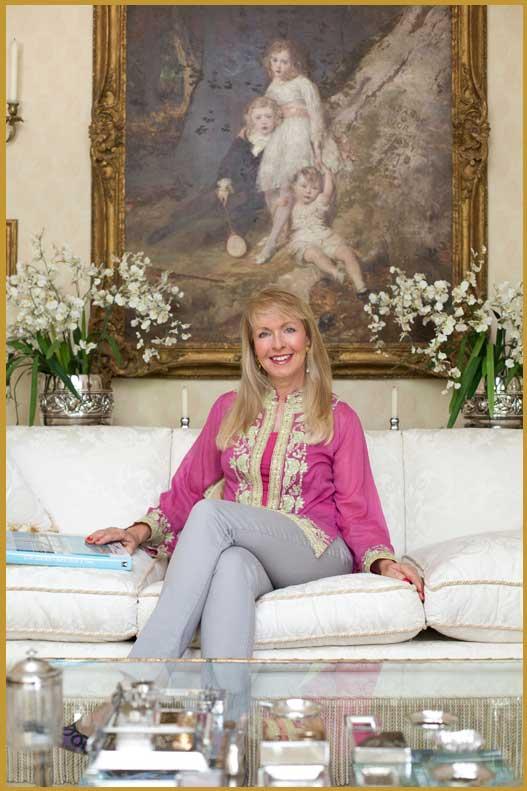 Elizabeth Guest, principal designer of Elizabeth Guest Interiors LLC