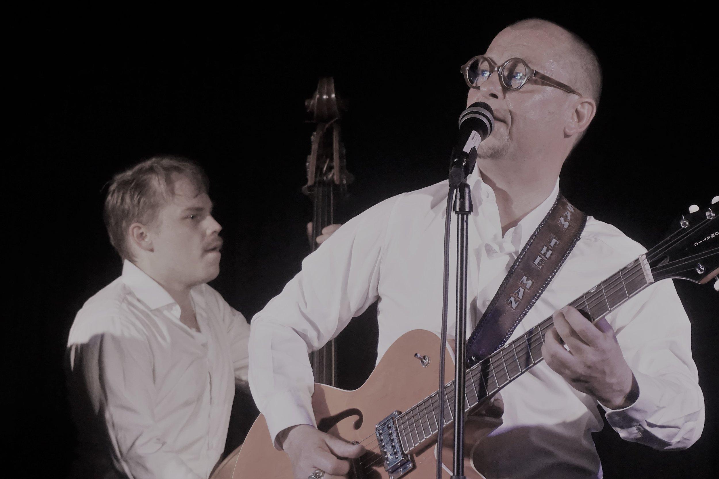 Sami Saari & Jazzpojat, Saaristokeskus, 27.7.2019, Korppoo