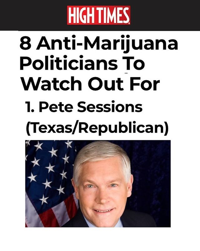 Sometimes it's the Sessions you don't know that you gotta worry about. Find out what you can do to stop this one...while we still have the chance. 6 days left. Have a #petesesh and help smoke Pete Sessions out of office. petesesh.com