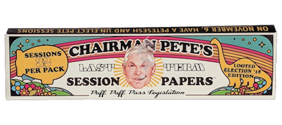 Only 80 of these exist! Get your piece of prohibition at jeffsesh.com.