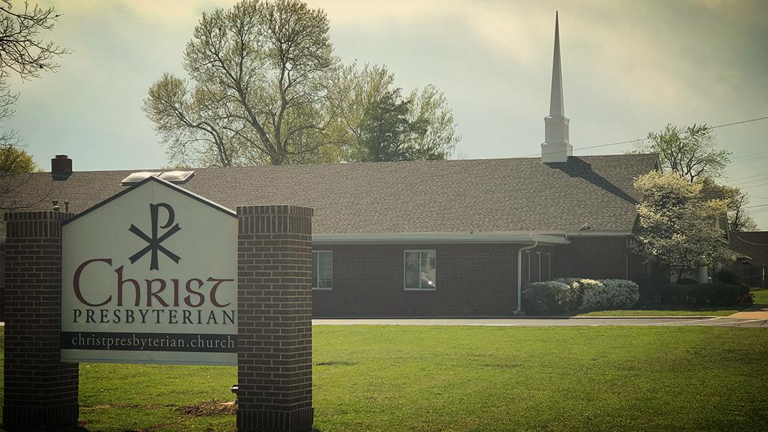 Christ Presbyterian Church View From Street