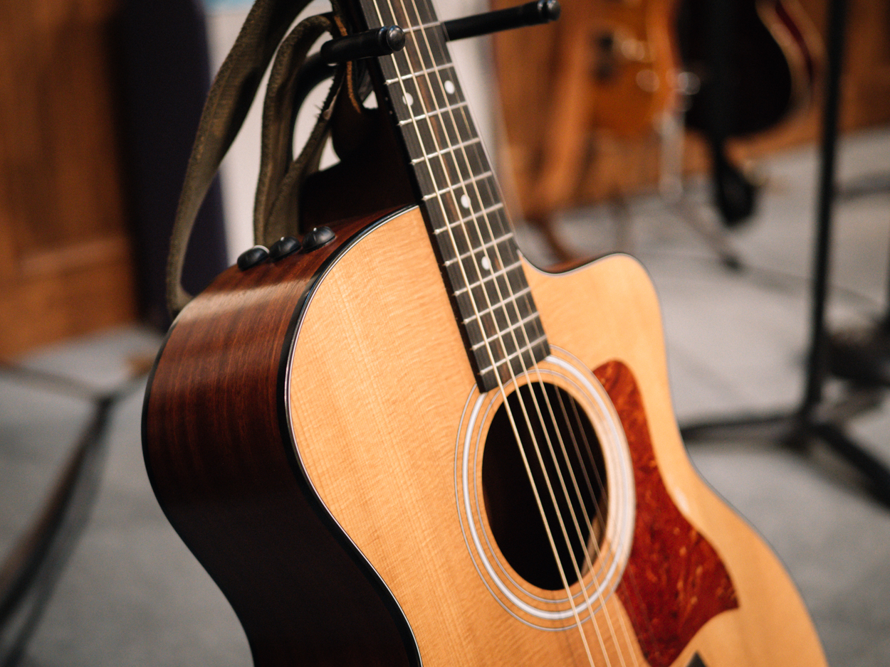 Guitar for Worship music