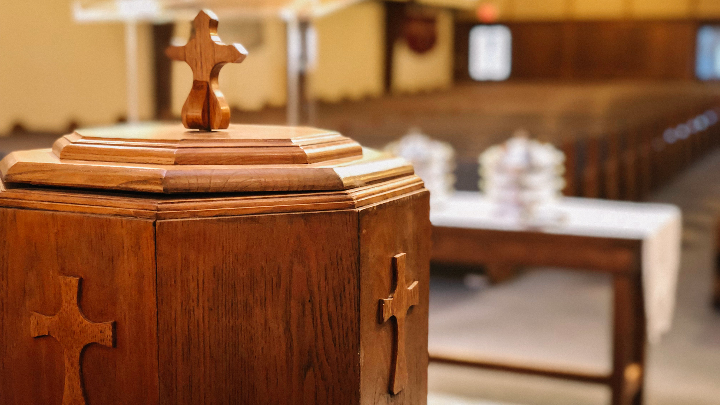 Baptism, Baptismal Font, Church Membership, Covenant Community