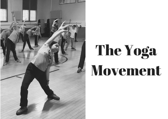 The Yoga Movement
