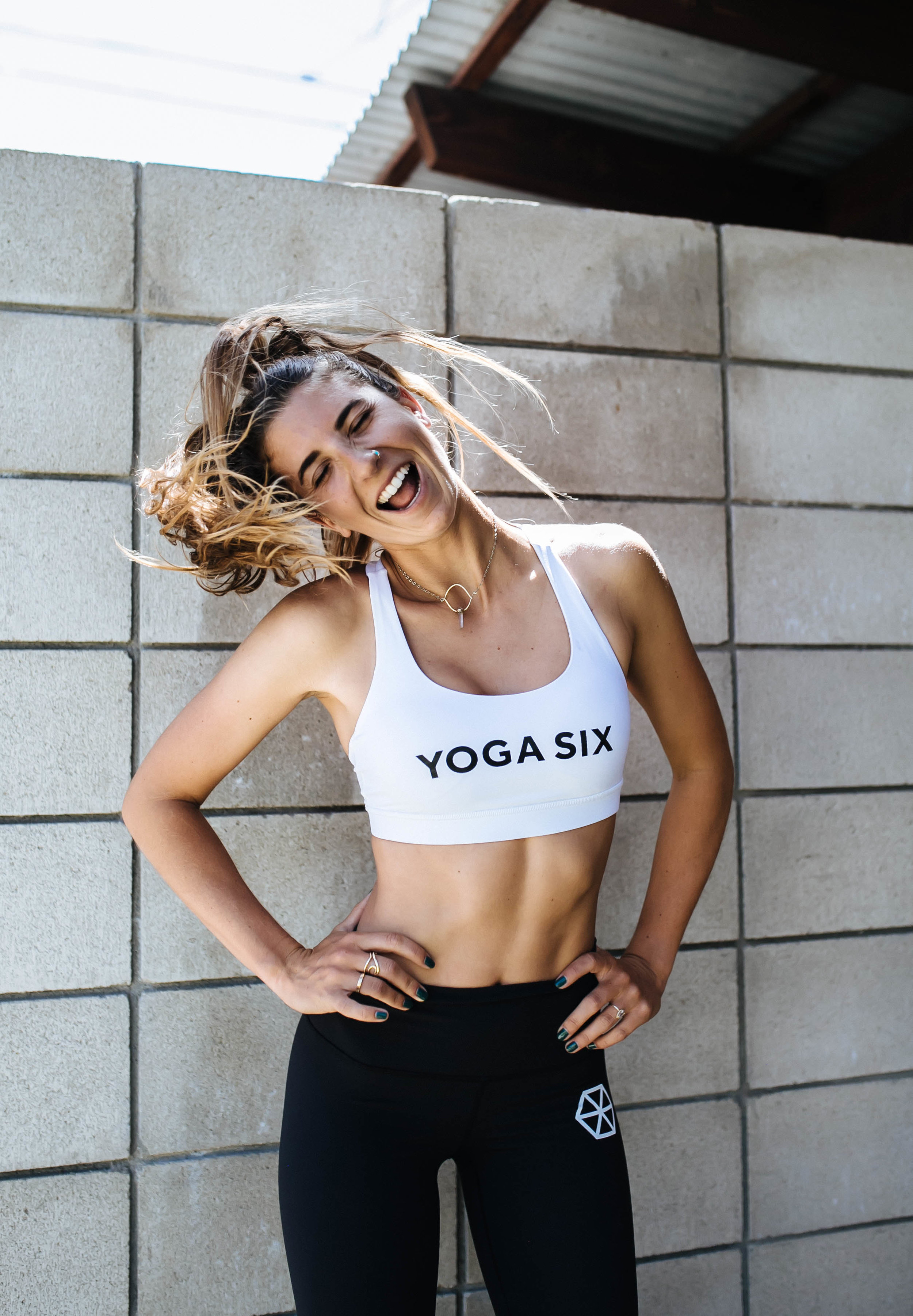 Photography & styling for  Yoga Six