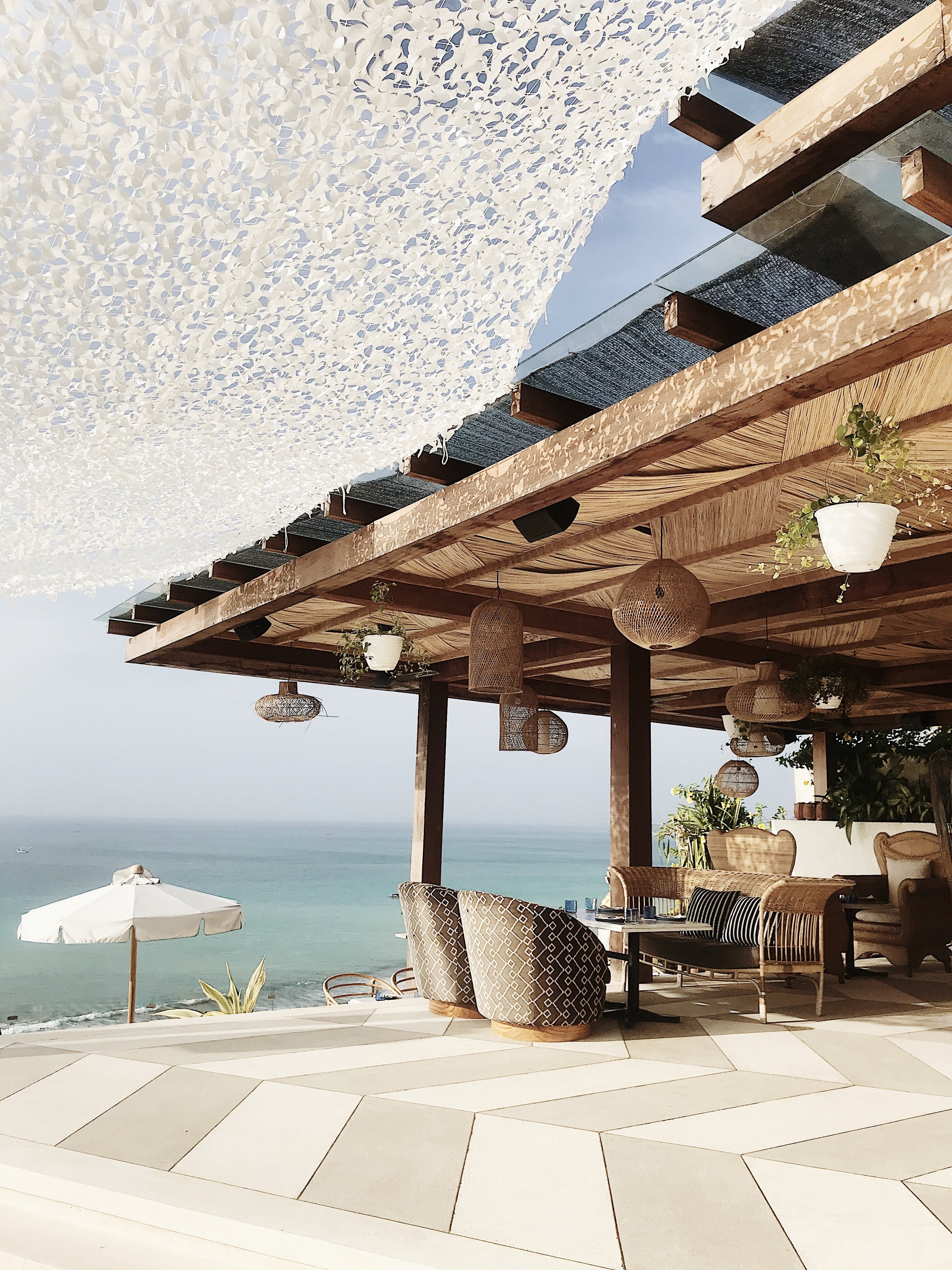 Ulu Cliff House, Bali, Indonesia