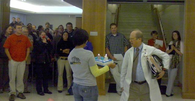 Happy Birthday John - Image courtesy of Cari Brackett
