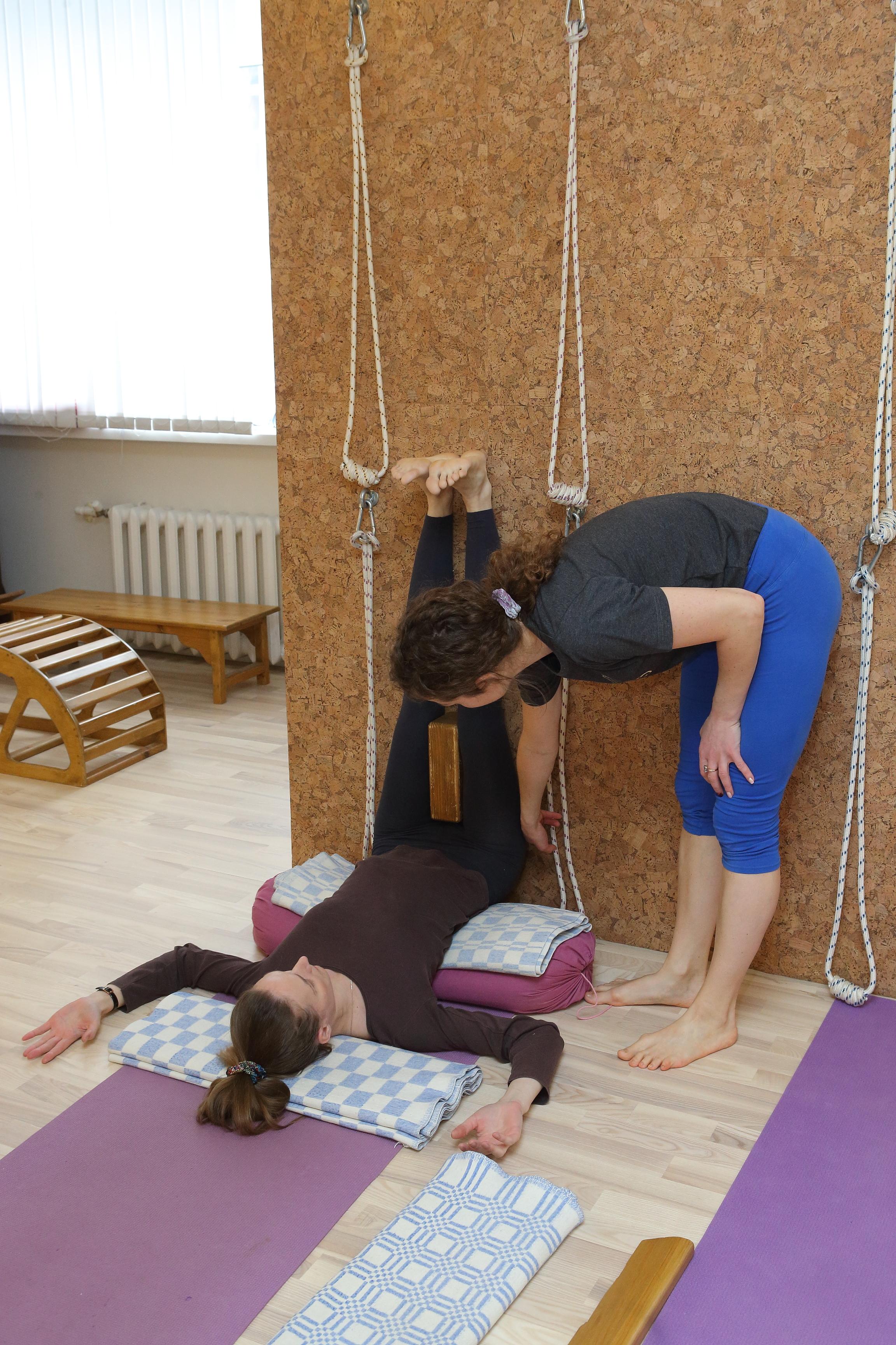 Достижение результатов и целей каждого ученика, таких как избавление от болей, развитие гибкости, умиротворение, заряд энергии, избавление от лишнего веса и многое другое у нас в центре йоги Айенгара в Нижнем Новгороде