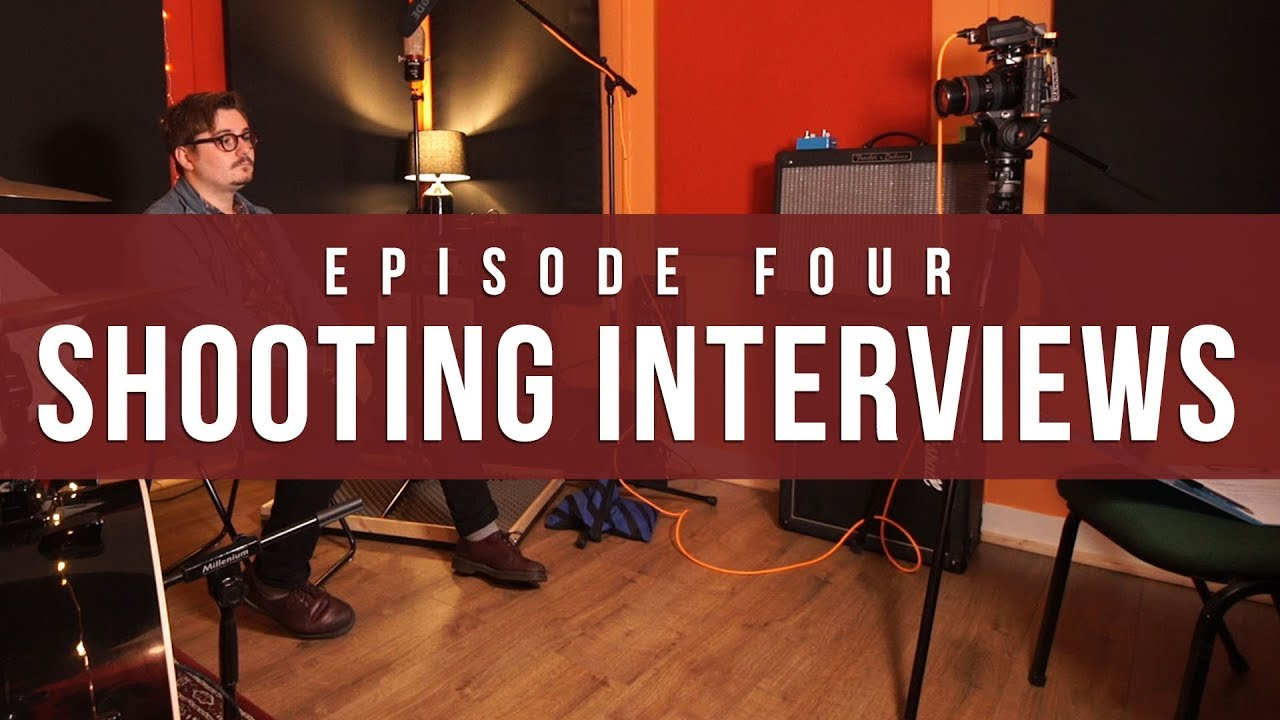 How to shoot an interview Video Production Guide