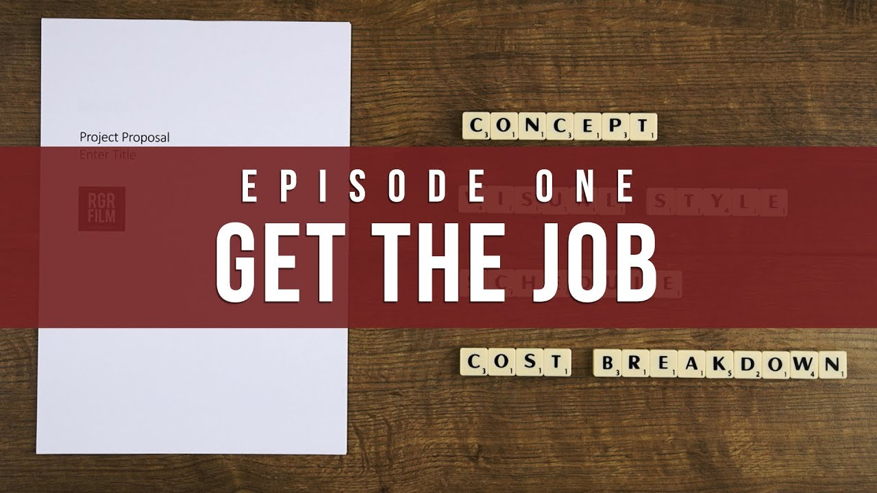 How to get the job - Video Production Guide
