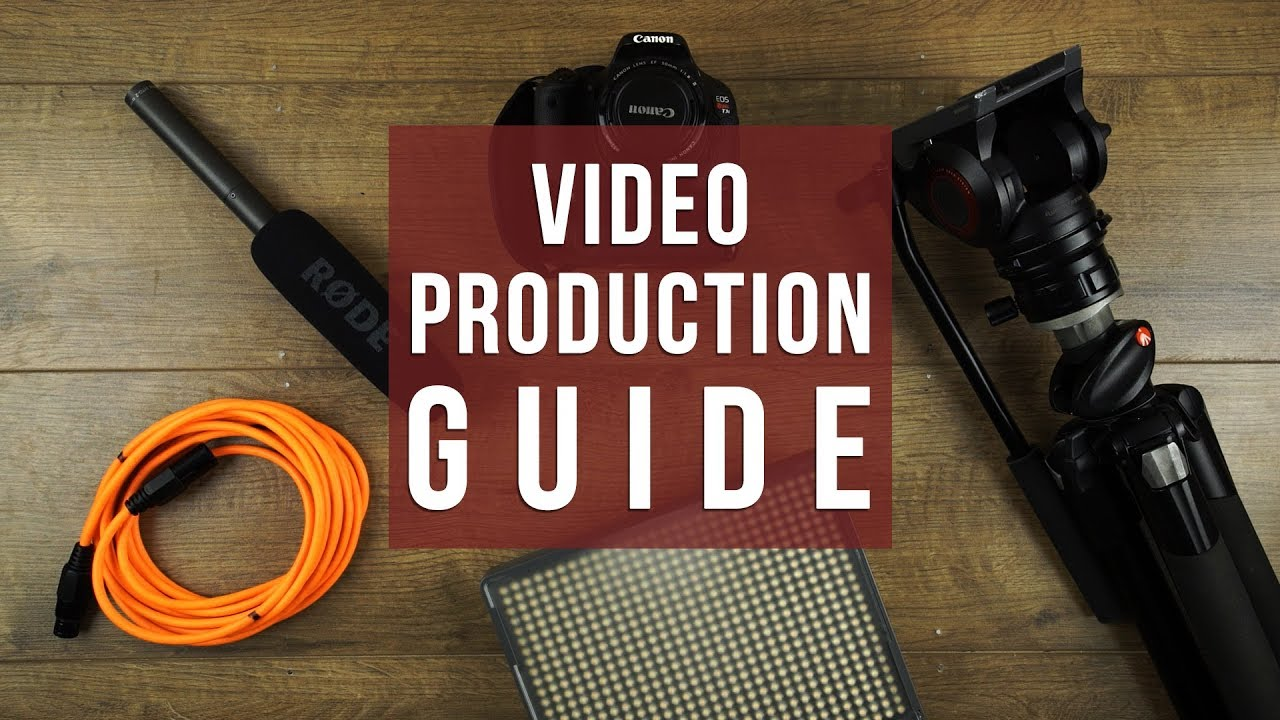 Want to make videos for a client - Video Production Guide