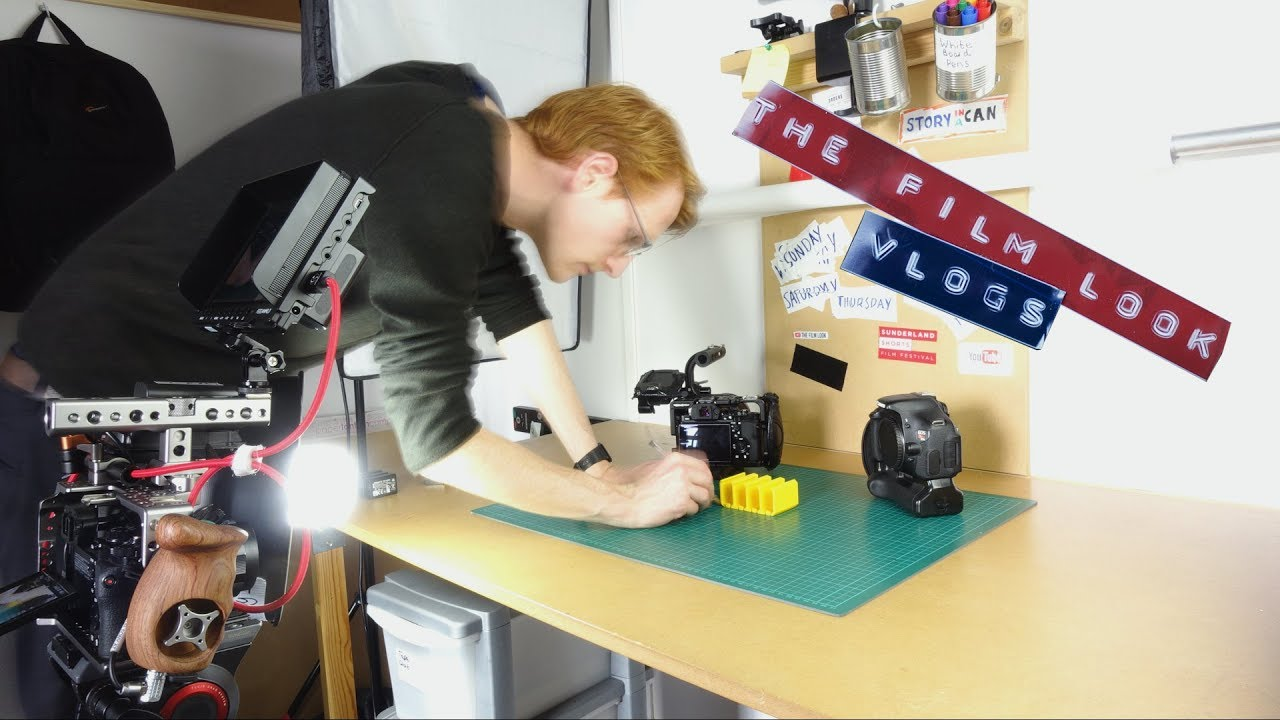 Making the 3D Printed Episode