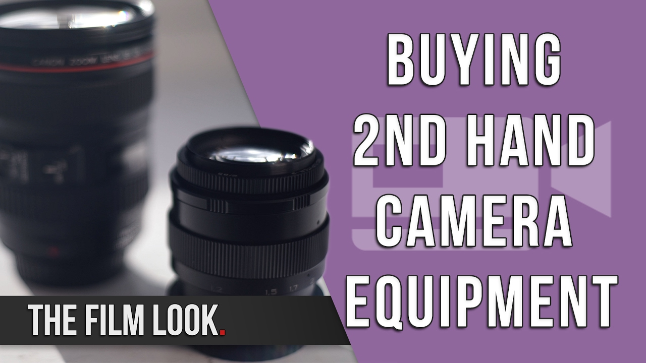 Buying Second Hand Equipment