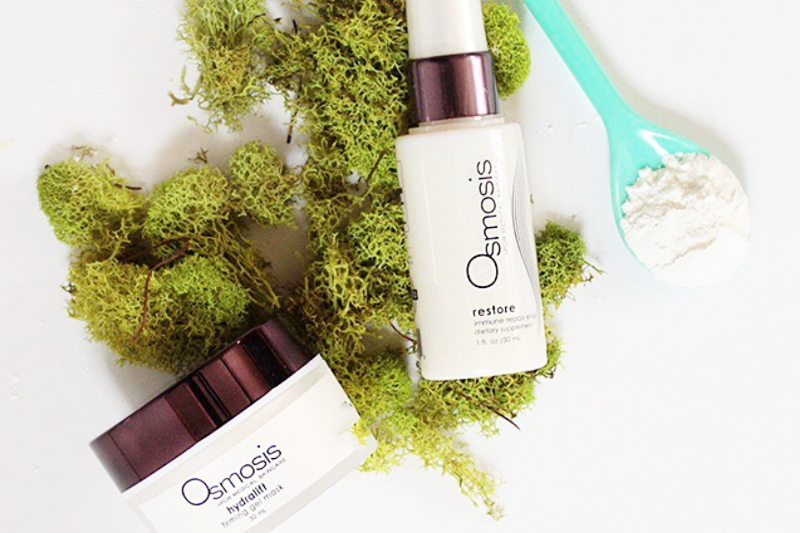 Osmosis Skin Care - Osmosis provides the tools needed to create the ideal environment to encourage permanent change and overall radiance. Our unique philosophy is based on analyzing the skin and body as a whole to treat skin conditions at their source, restoring beauty and wellness.