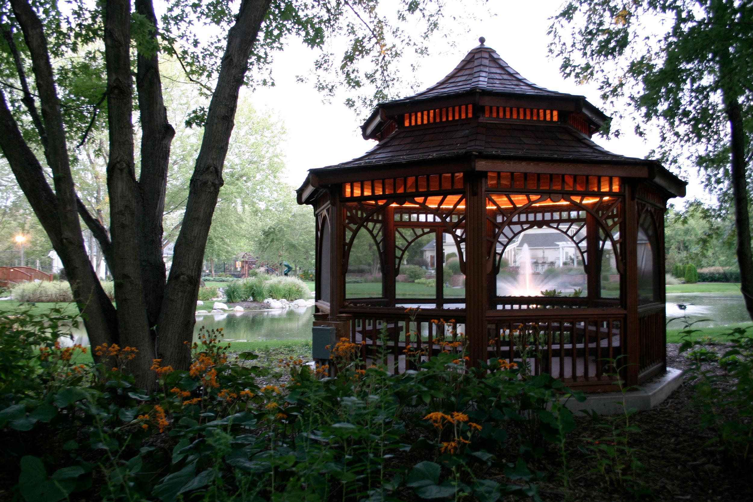 Wooded Wonderland -