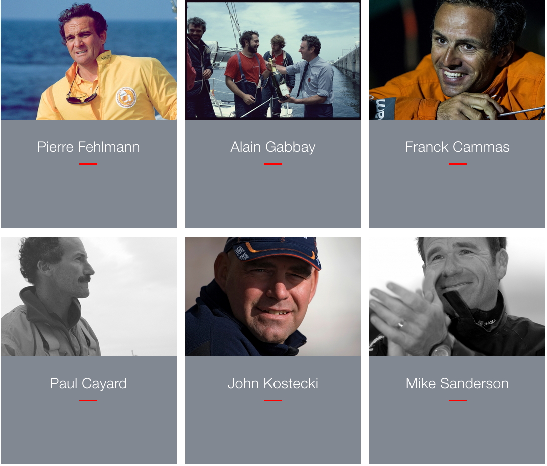 Volvo ocean race - The Volvo Ocean Race is possibly the greatest sporting challenge on the planet, seeing crews push themselves and their boats to the absolute limit. In the buildup to the 2017-2018 race I helped dive into the archives and write up potted biographies of race legends, going back to when it was known as the Whitbread Round the World race.