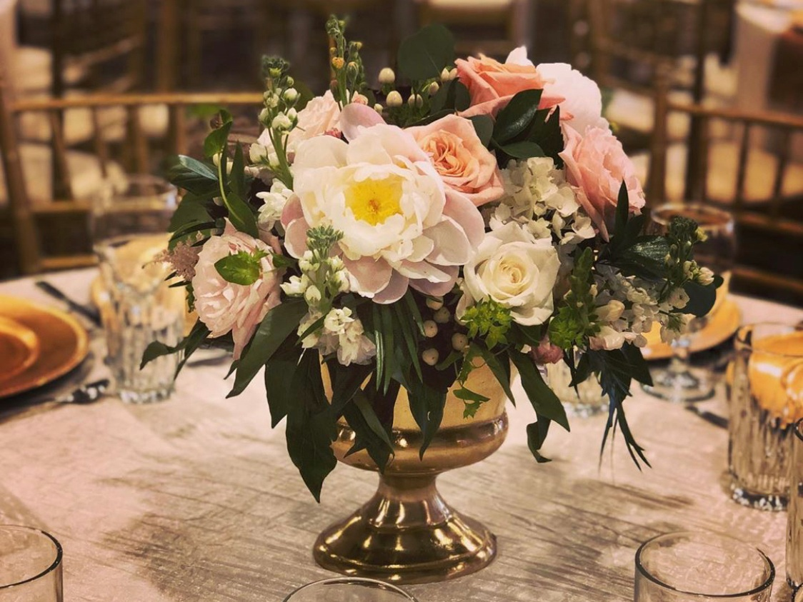 THE ARRANGEMENT - Lisa Bailey-Cedillo and Jamie Bailey-Arrington produce beautiful floral designs for stunning events. They are known for their vibrant color palettes, rich textures, couture design, innovative ideas, attention to detail and flawless installations.