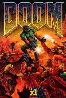 "I love that this guy's name is literally ""Doomguy."" [   image source   ]"