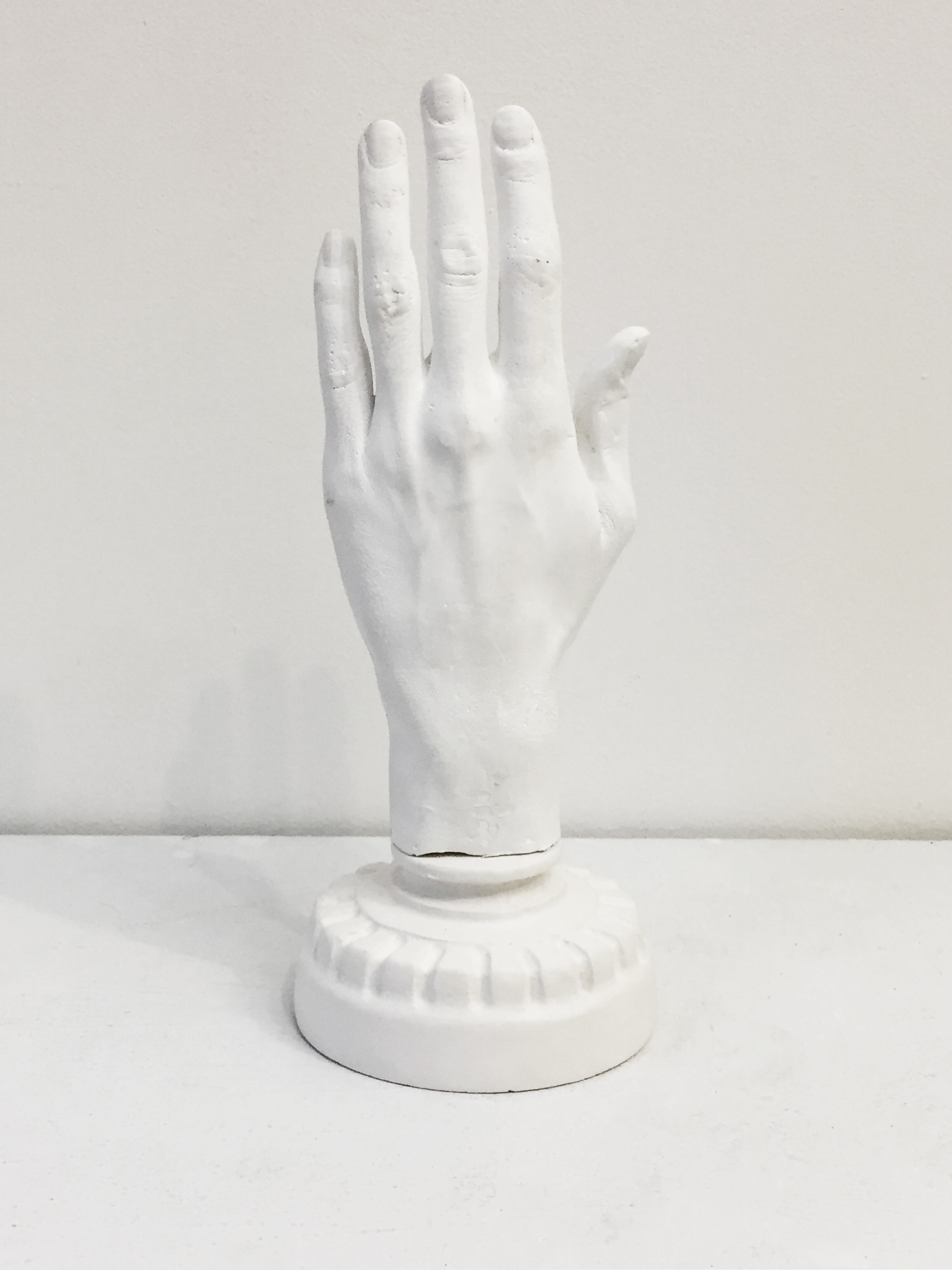 LET ME GIVE YOU A HAND, 2017
