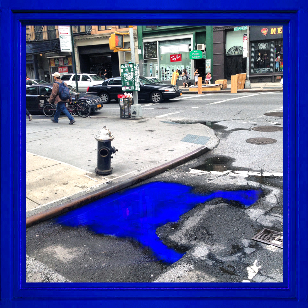 """""""Broadway and 10th street"""", 2014"""