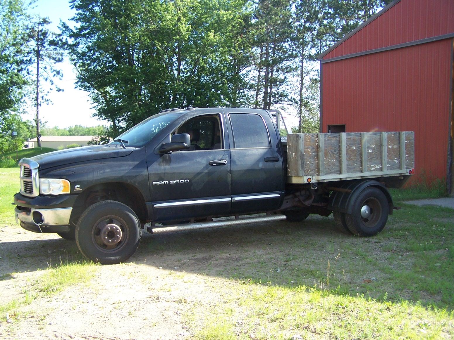 enyart truck w flatbed.JPG