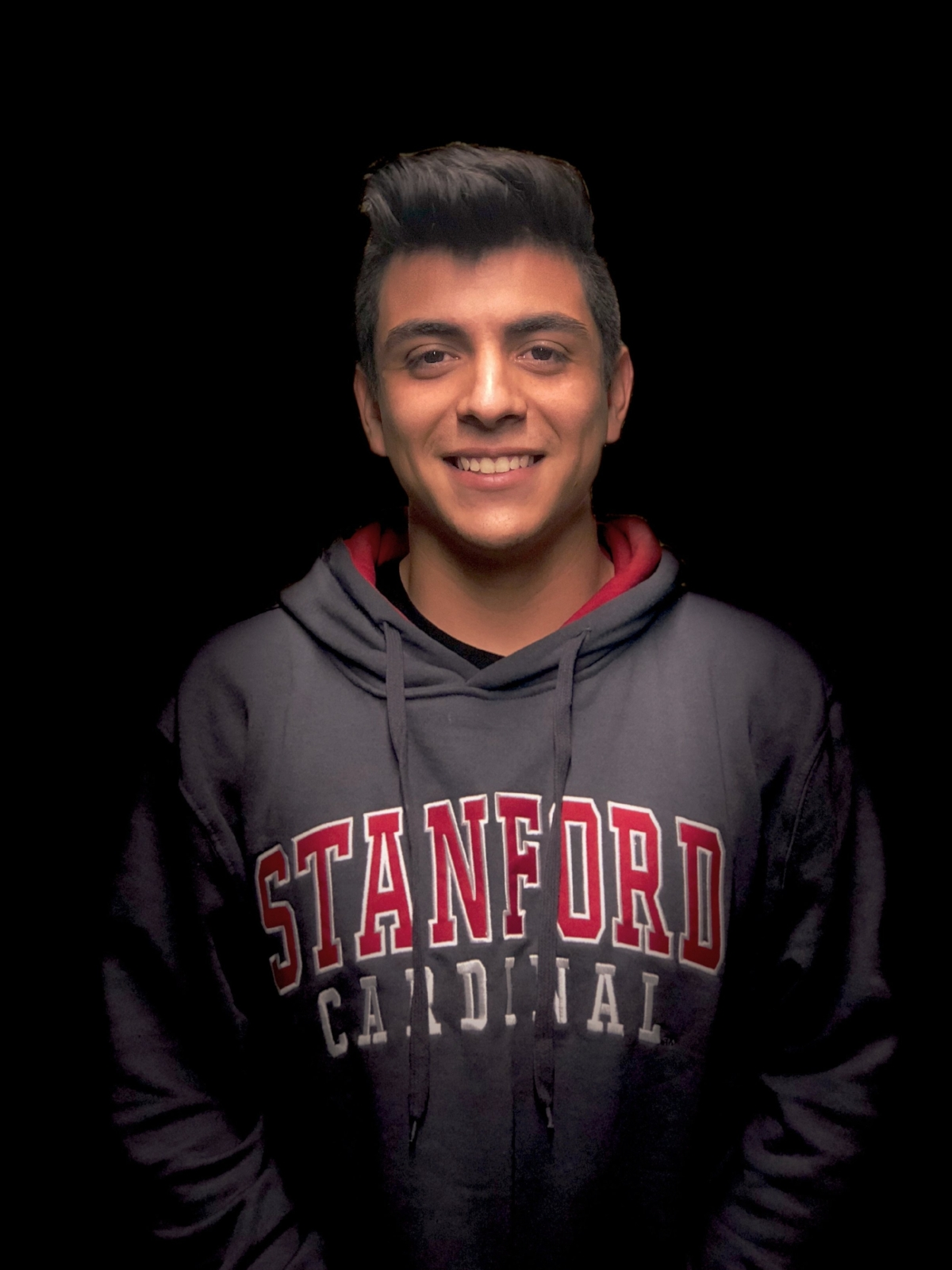 Armando Torres. Stanford. Class of 2022.