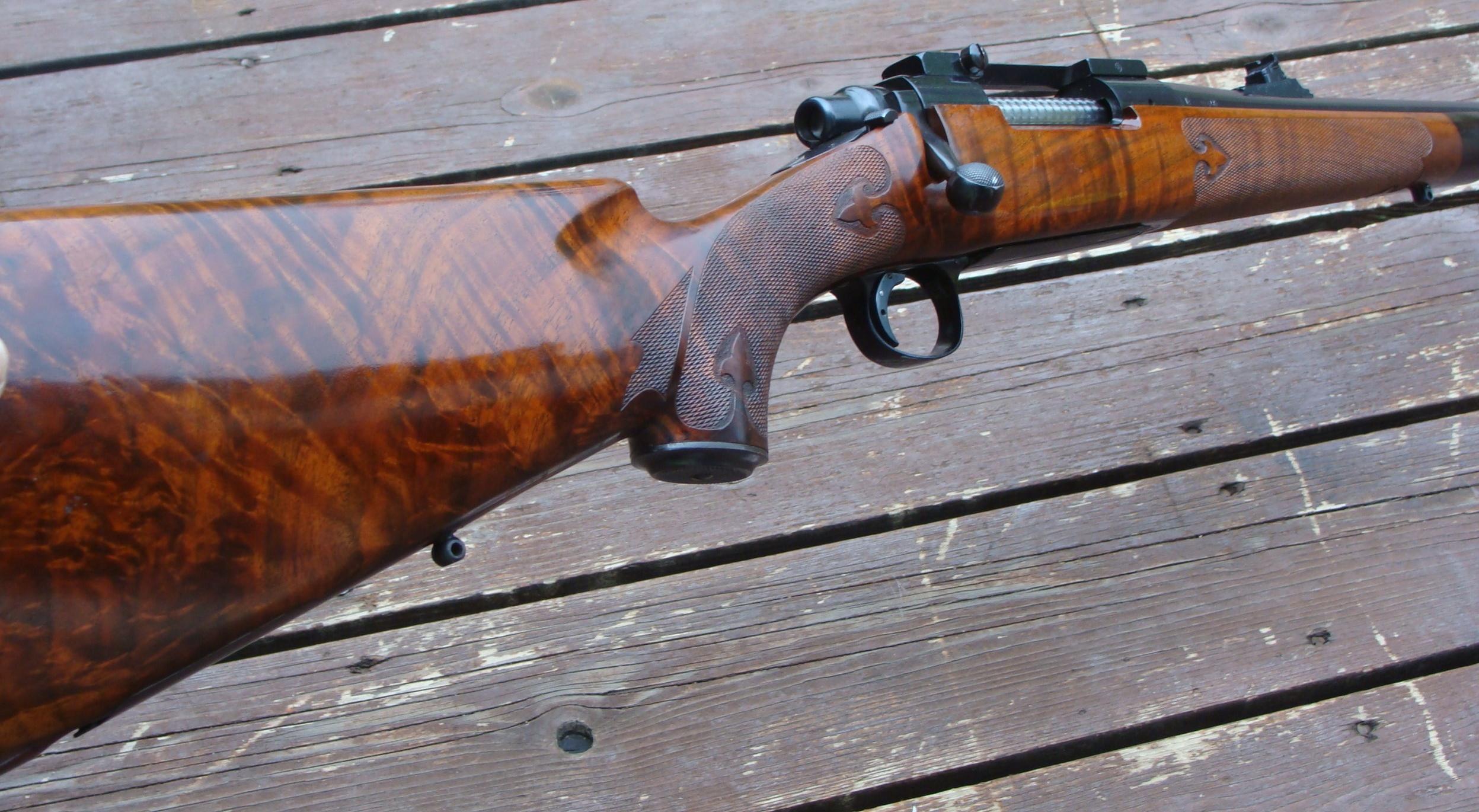 Custom Remington Full Custom