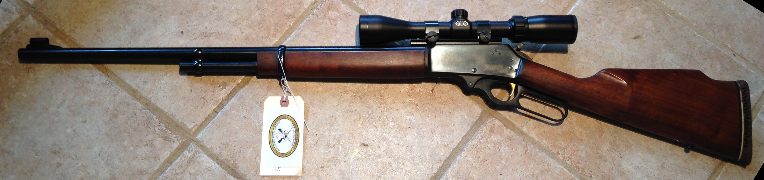 Marlin 444, First Year Production