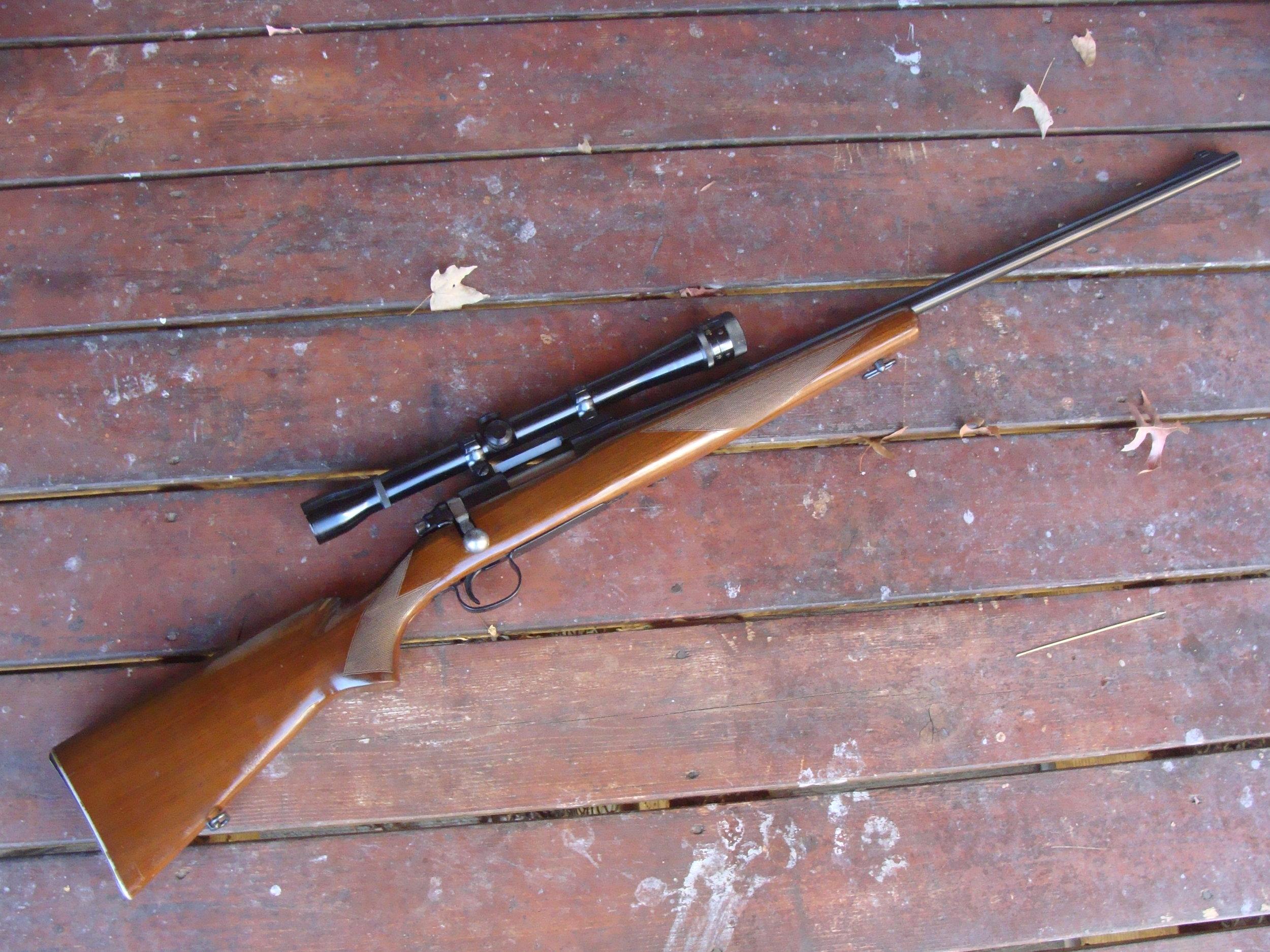 Remington 722 Deluxe B Grade 244