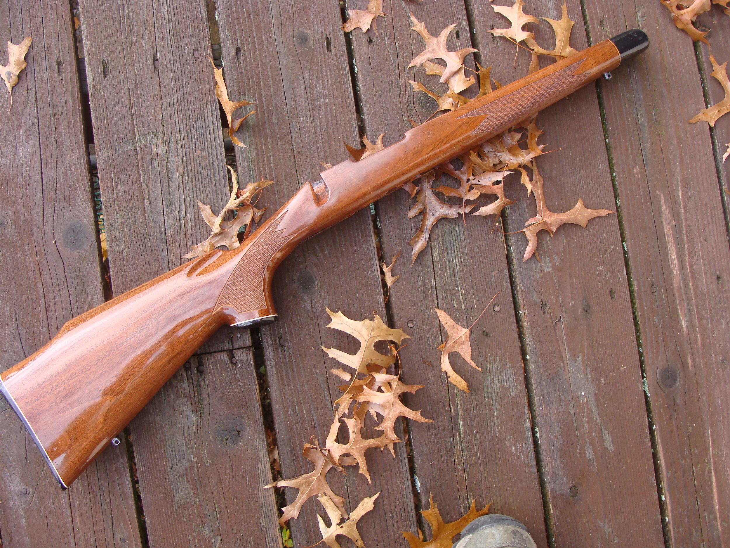 Remington Model 700 BDL Stock