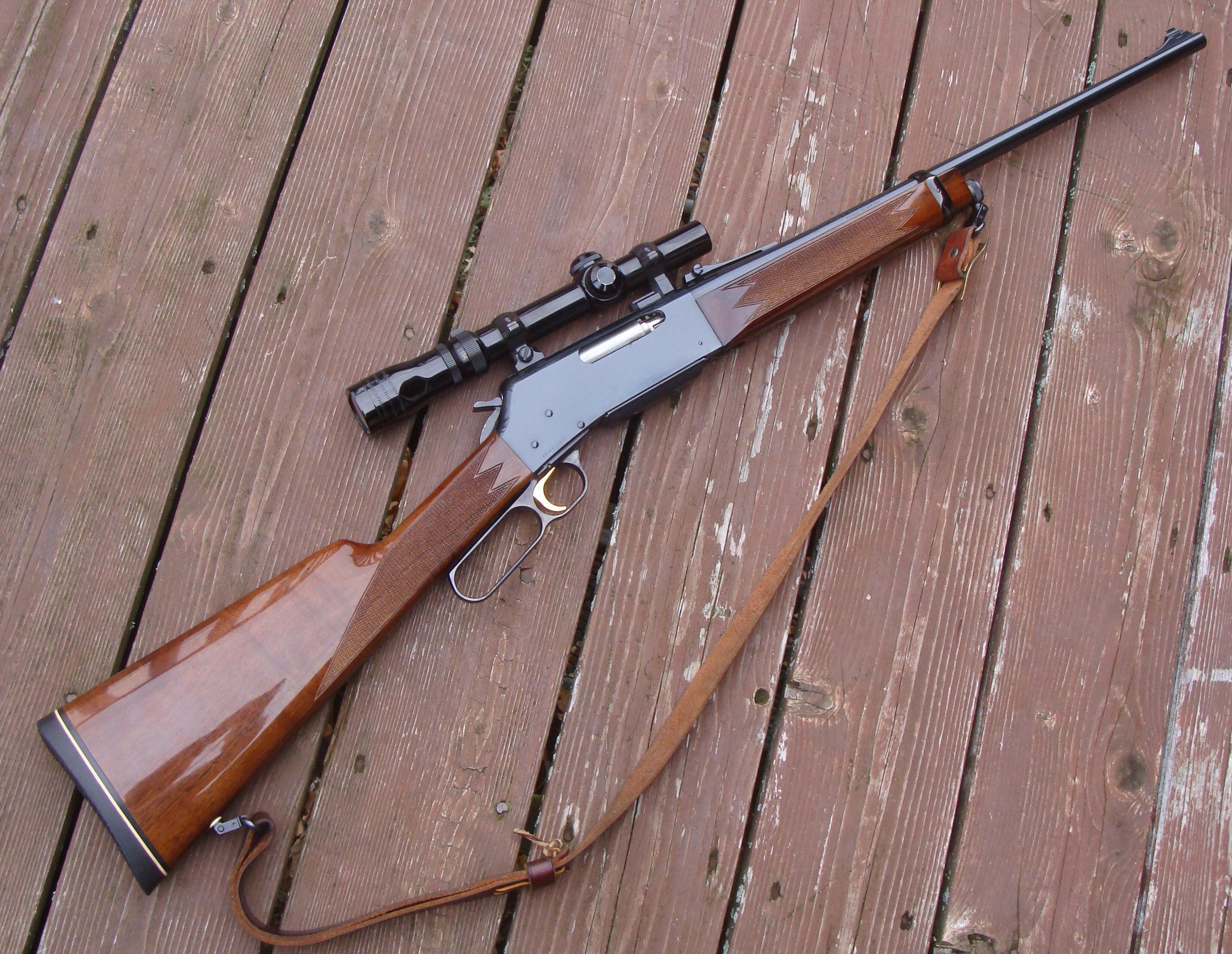 Browning BLR Carbine