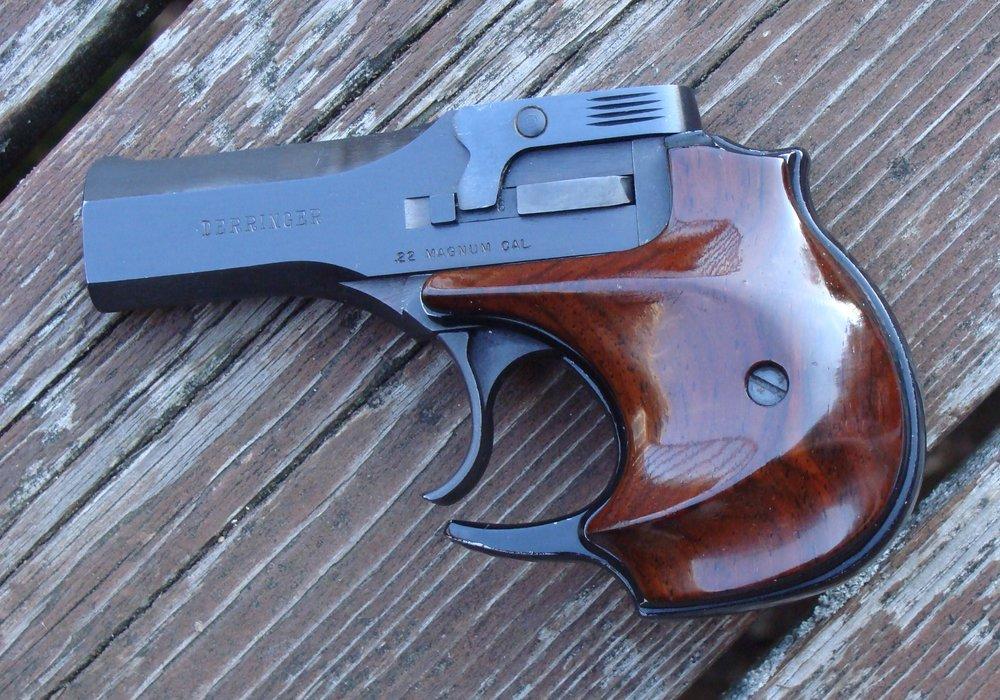 High Standard 22 Mag Derringer