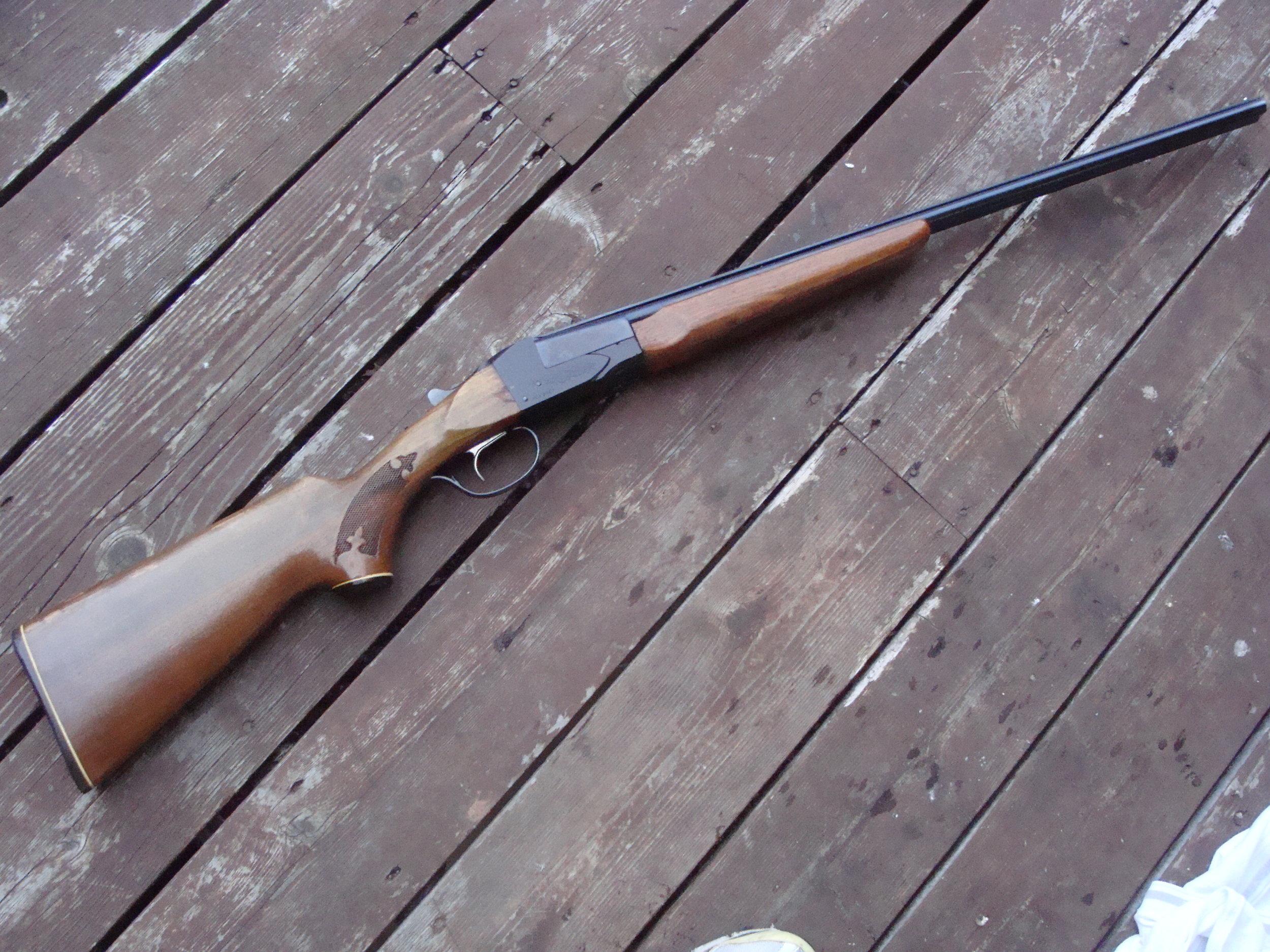 Savage Fox BST 410