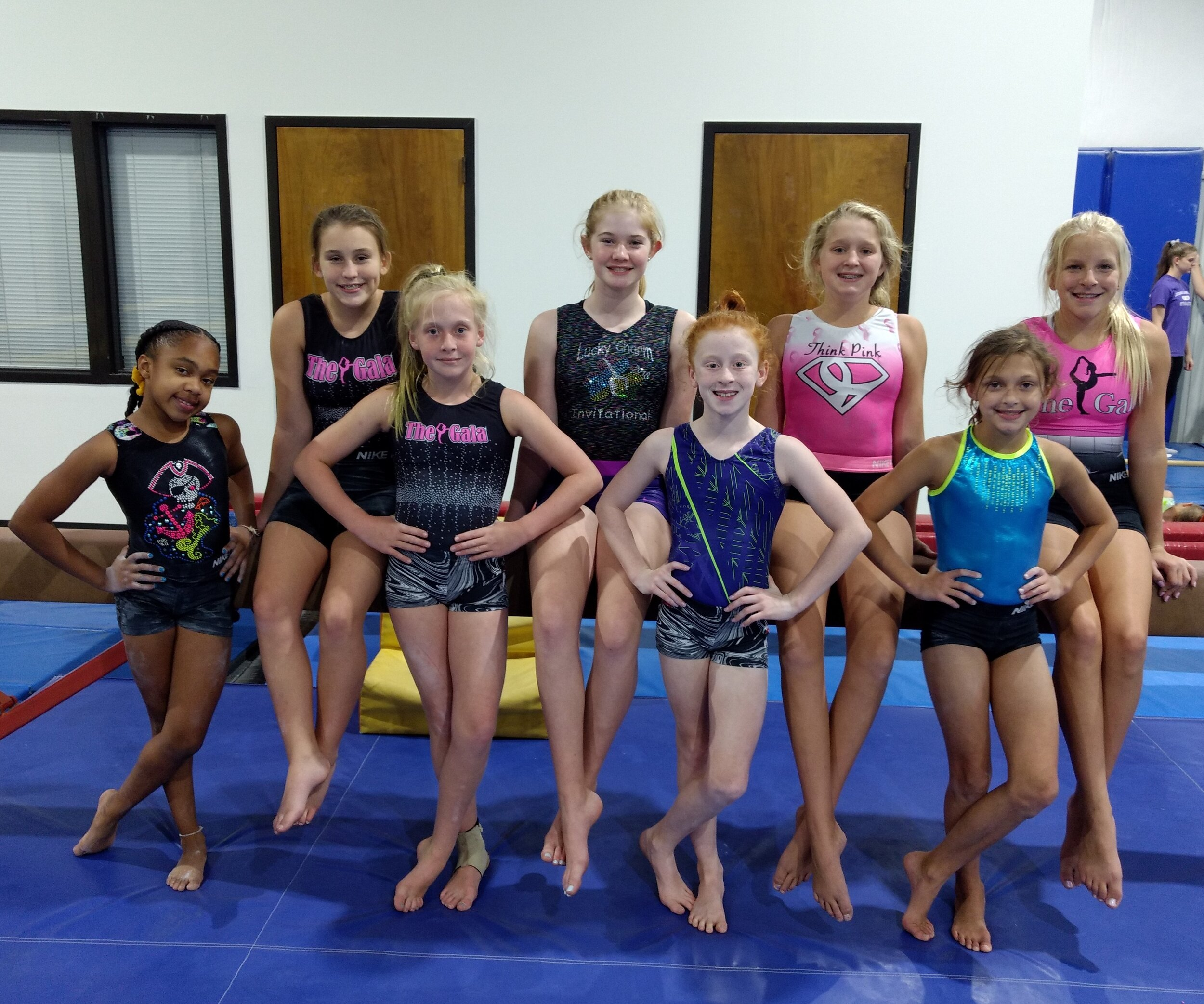 2019 - 2020 USAG Platinum-Lexington
