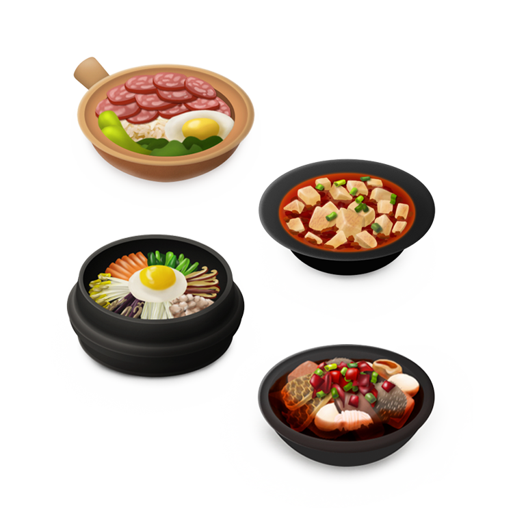 Hand-picked the most authentic Chinese cuisine - Szechuan spicy chicken, Shanghai style Shao Mai, Dim Sum, we have all you favorites here.We offer full menu and the same dish you taste in hometown. Easily Order at anytime and anywhere.