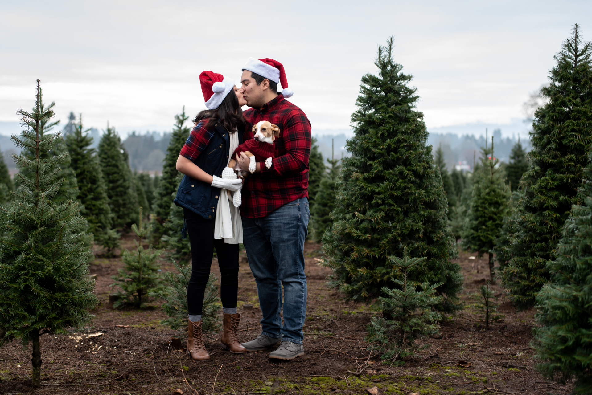 Engagement-Photography-Christmas-Tree