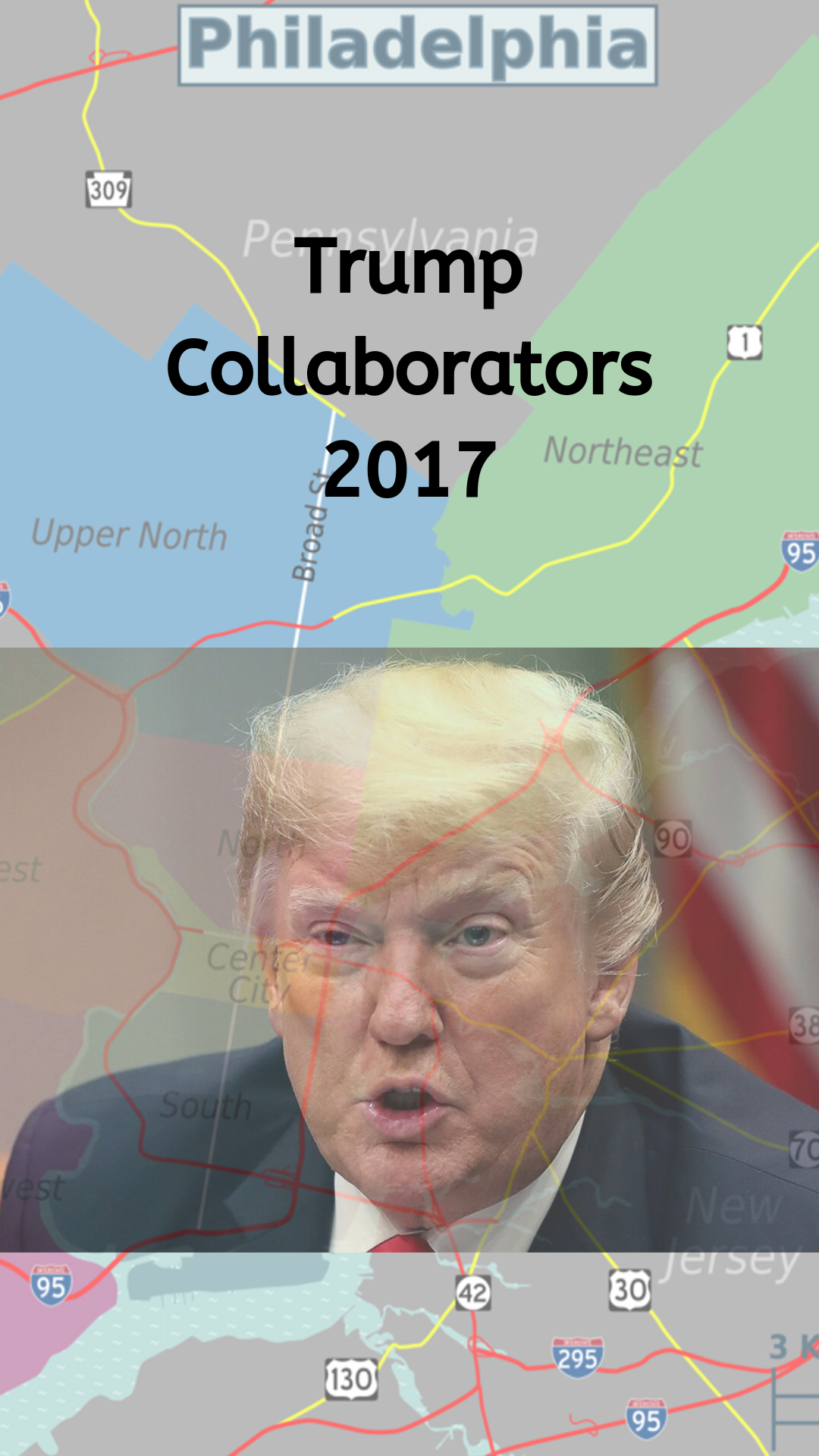 Who do the Trump family work with in Philadelphia? Check our 2017 look at Trump collaborators here.