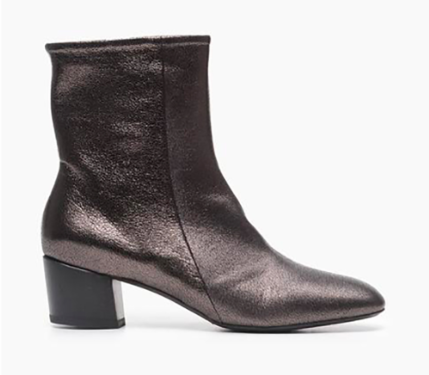 - Call Boot by Coclico. Fun Fact: Coclico's materials are sourced locally in Europe, near their small, family-run factory in Mallorca, Spain.https://coclico.com/collections/boots/products/cally-boot-2Instagram:@coclicony