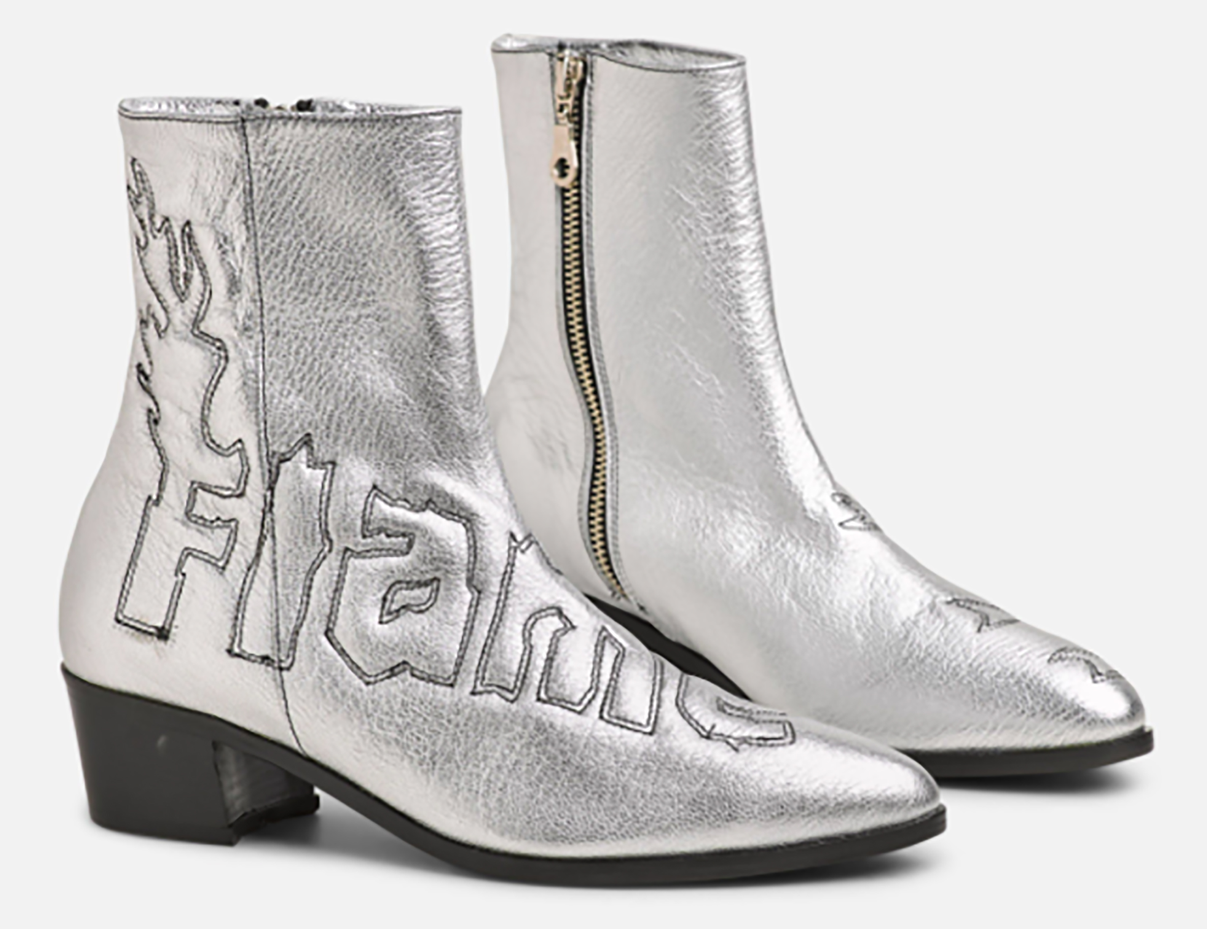 - The Flame Boot by Modern Vice. Fun Fact:Their vegetable tanned leather comes from the finest tanneries in the world located in either the USA or Italy. Made in NYC.https://www.modernvice.com/products/the-flame-boot?utm_medium=cpc&utm_campaign=Shopping-feed&utm_term=Home&utm_source=googleShopping+%28via+Shopping+Feed%29Instagram:@modernvice
