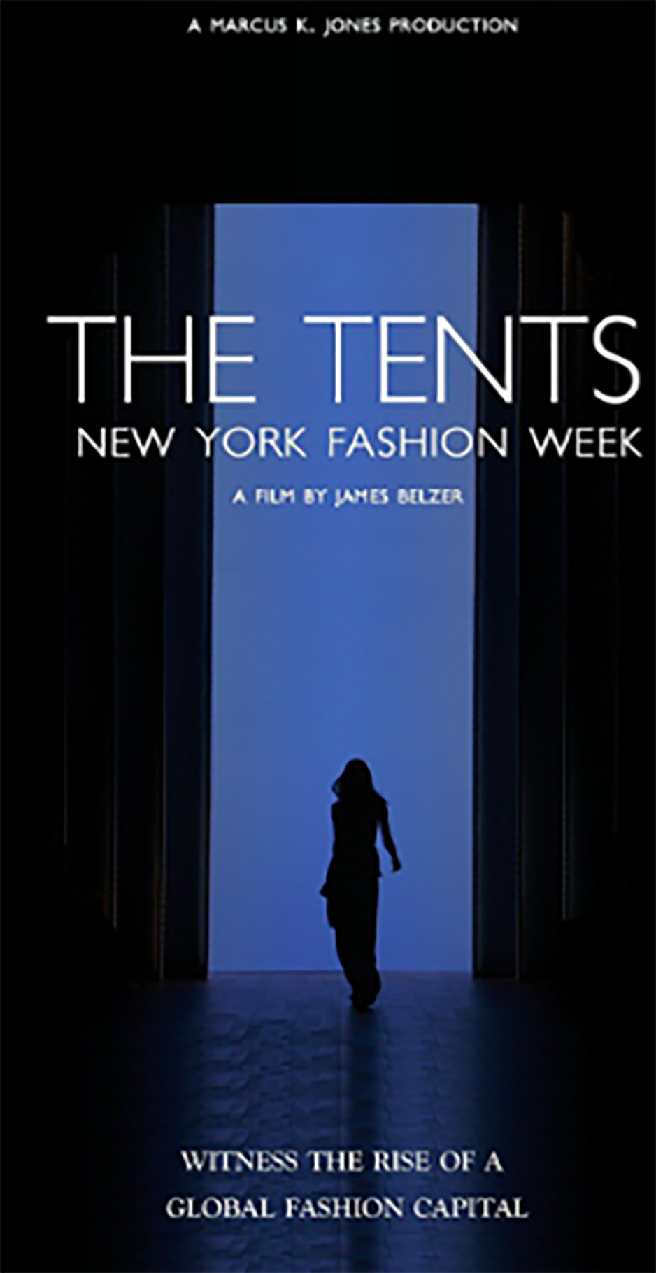 - The Tents (2012)First ever look behind-the-scenes at NY Fashion Week, with the history of how it all began in the early 1990's. Top 'Fashion Insiders' and the Top Fashion Designers weigh in on fashion week.  Featuring models galore and the best runway fashions from over the years, this film documents the total extravaganza that NY Fashion Week has become and takes a look at Mercedes-Benz Fashion Week as it prepares to make the debut at Lincoln Center.