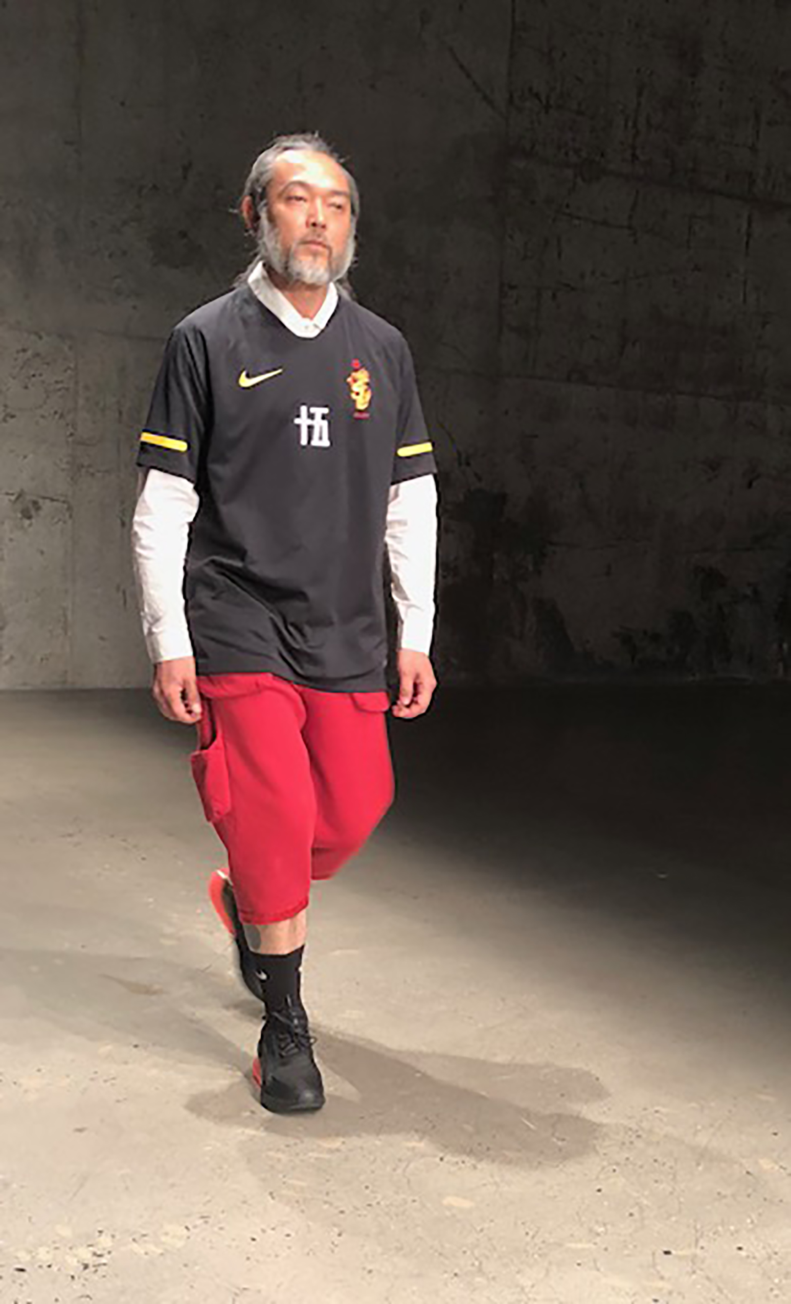 - CLOT: Bridging the gap with age on the runway.