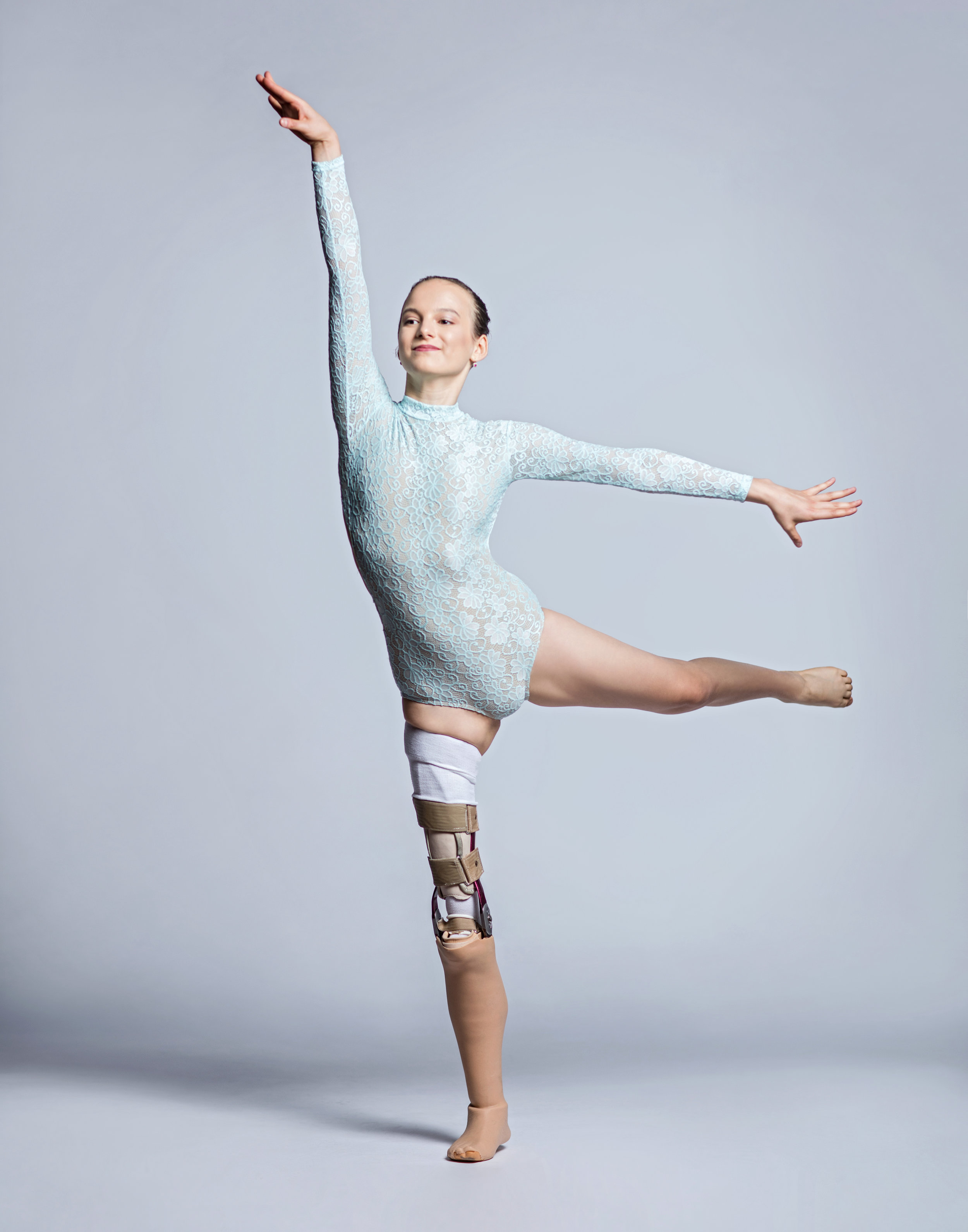 Blue leotard donated by:  Xiaoxiao Designs