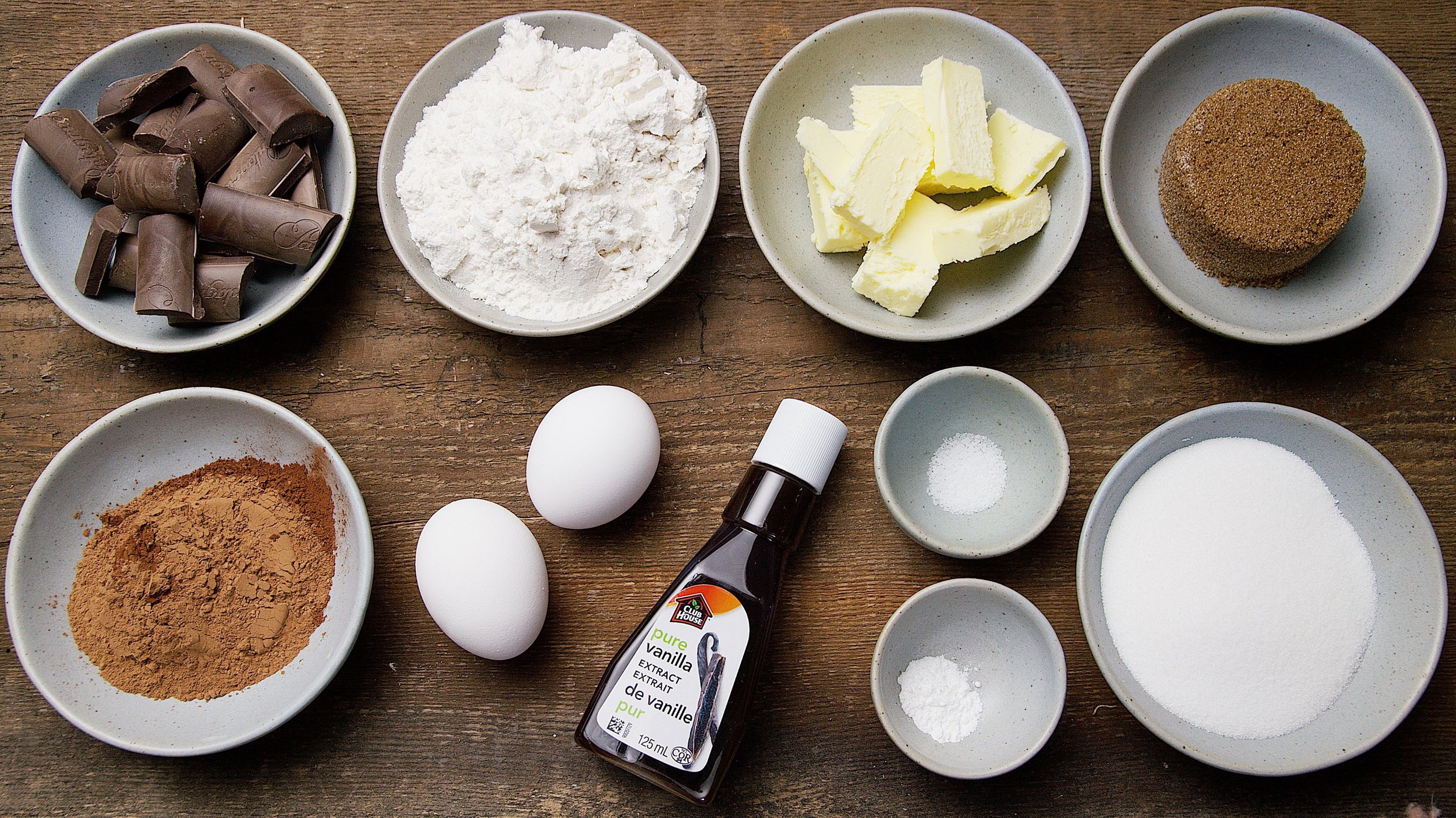 Easy Ingredients.