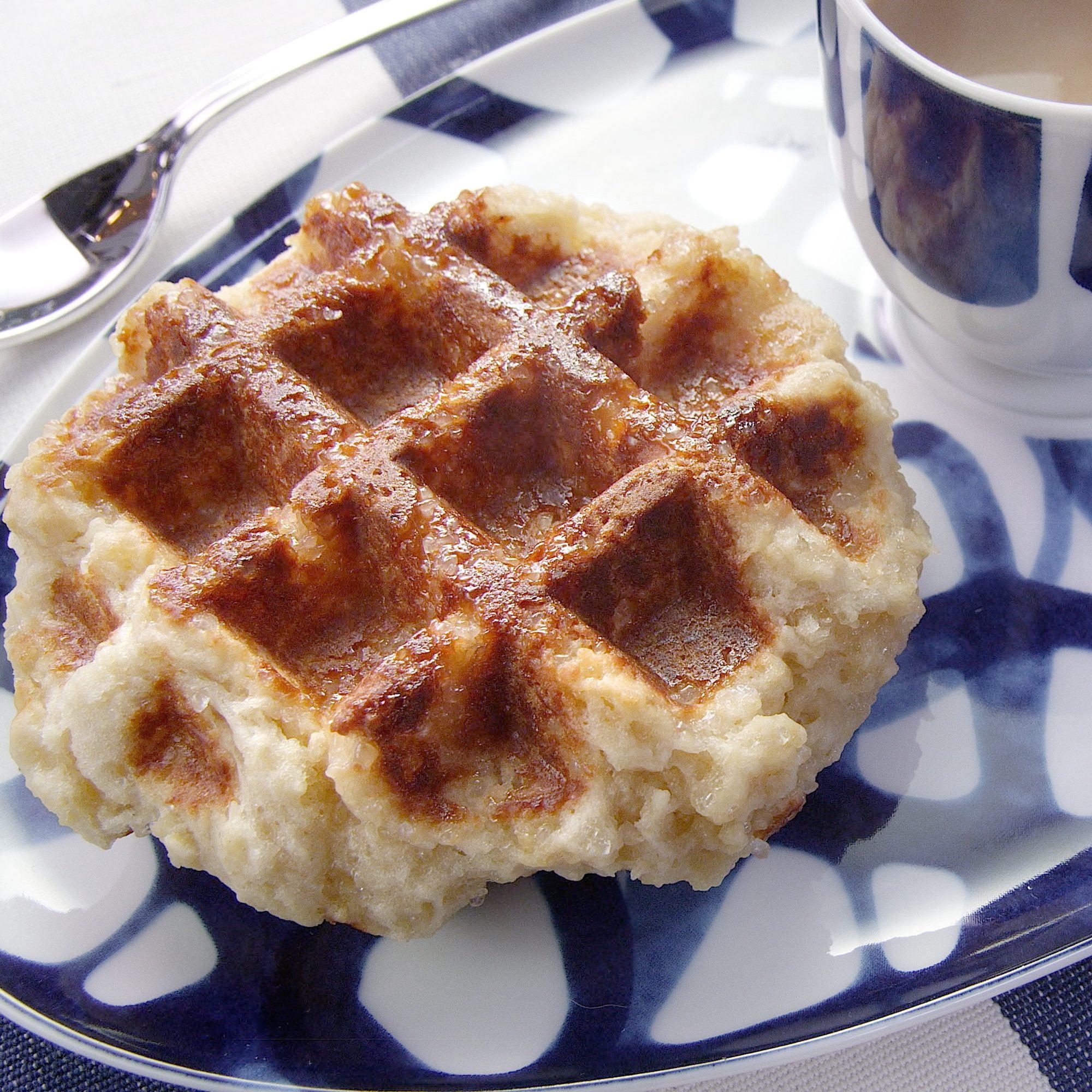 Traditional Belgian Liège Waffle Recipe SQ.jpg