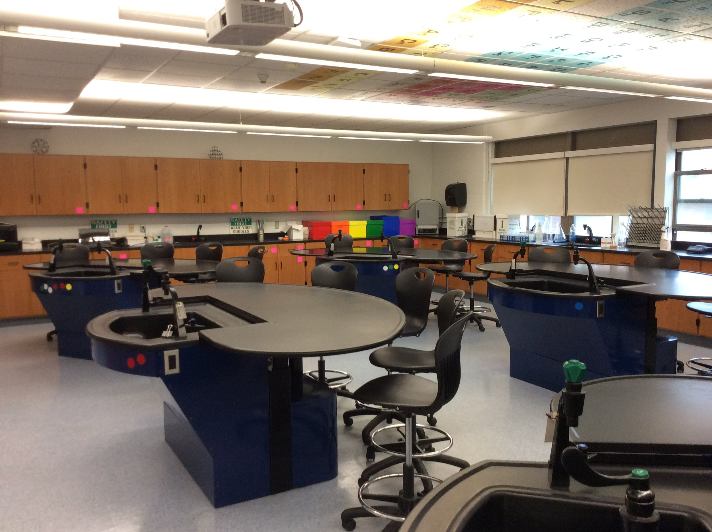 K-12 Academic - Educational Science Laboratories